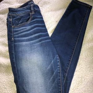 Women's American Eagle High Rise Jegging